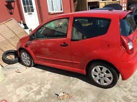 08 Citroen VTR for sale