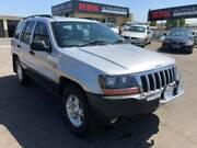 2003 Jeep Grand Cherokee Laredo 4x4 Auto 4.7L V8 SUV Hampstead Gardens Port Adelaide Area Preview