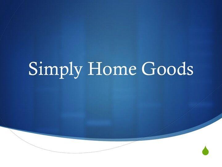 Simply Home Goods