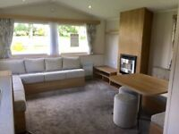 CHEAP STATIC CARAVAN - 2015 MODEL - SITE FEES INCLUDED NORTH SHORE HOLIDAY PARK SKEGNESS COASTFIELD