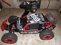 KYOSHO 1/10TH AXXE ELECTRIC 2WD CAR BUGGY