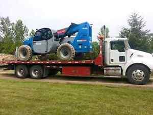 Kenworth tilt and load
