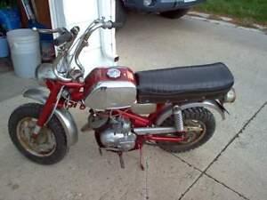 Benelli Dynamo 50cc minibike