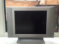 Two excellent condition Slim Phillips Portable TVs.
