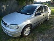 2003 Holden Astra St Agnes Tea Tree Gully Area Preview