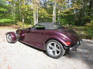 1999 Purple Plymouth Prowler