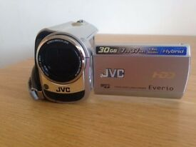Camcorder JVC