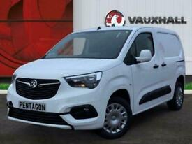 2021 Vauxhall Combo 1.5 Turbo D 2300 Sportive Panel Van 4dr Diesel Manual L1 H1
