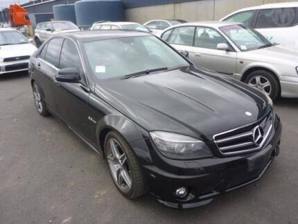 ASV******2011 MERCEDES C63 AMG W204 WRECKING PARTS - VM03669 Villawood Bankstown Area Preview