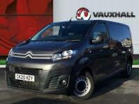 2020 Citroen Dispatch 2.0 Bluehdi 1400 Enterprise M Panel Van 6dr Diesel Manual