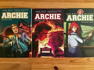 Archie Comics by Mark Waid - Brand New