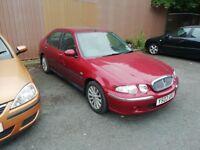 Rover 45 1.4 full MOT