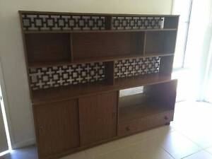 Retro sideboard/ wall unit/ Buffet Burpengary Caboolture Area Preview
