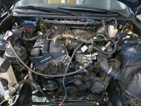 BMW e46 n42 318 ti engine breaking all parts spares repairs full breaking