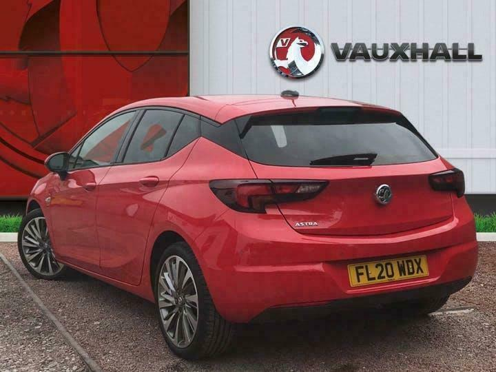 2020 Vauxhall Astra 1.2 Turbo Sri Vx Line Nav Hatchback 5dr Petrol Manual s/s 14