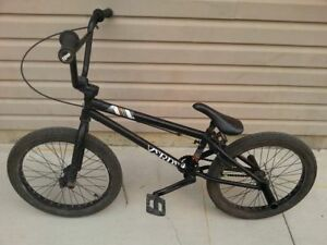 BMX bikes from Bert and Macs