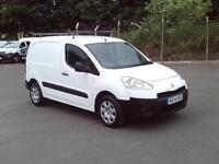 Peugeot Partner L1 850 S 1.6 HDI 92bhp Van DIESEL MANUAL WHITE (2014)