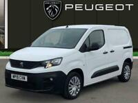 2019 Peugeot Partner 1.5 Bluehdi 1000 Professional Standard Panel Van 5dr Diesel