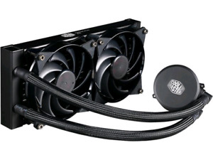 NEW Cooler master master liquid 240 All in one cpu cooler