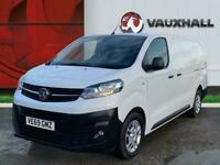 2019 Vauxhall Vivaro 1.5 Turbo D 2900 Dynamic Panel Van 6dr Diesel Manual L2 H1