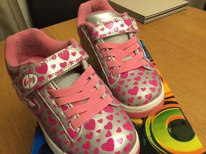 Girls Heelys UK Size 12