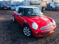 2005 Mini Cooper **FRESH MOT**Full Service History**Leather Seats**Scratchless Alloys**Fog Lights