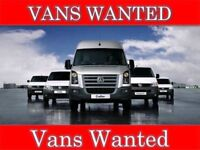 Wanted Vans Commercial - Trade Sale -