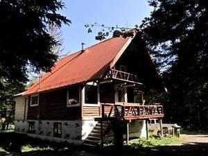 Maison-Chalet à Ste-Rose-du-Nord