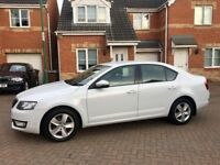 2015 SKODA OCTAVIA 2.0 TDI CR SE, MOT 12 MONTHS, CRUISE, BLUETOOTH, PARKING SENSORS