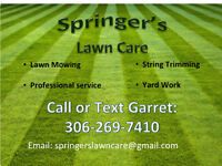 Springer's Lawncare