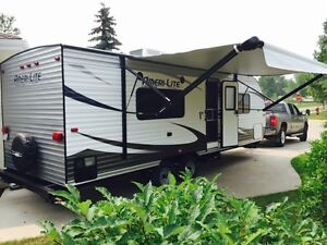 2016 Ameri-Lite Travel Trailer, 27', 4090 lb Dry