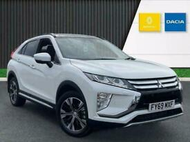 image for 2020 Mitsubishi Eclipse Cross 1.5t Exceed Suv 5dr Petrol s/s 163 Ps Hatchback PE