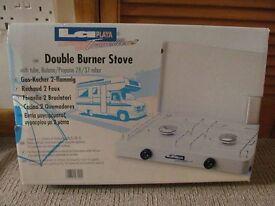 Laplaya Traveller 2 Double Burner Stove - BRAND NEW IN BOX