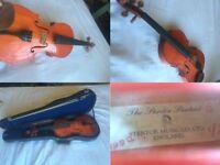 Stentor Student violin. Great value!