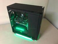 i7-4790K 16GB Ram Liquid cooled Razer Gaming computer