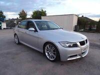 BMW 3 Series M Sport / 07 Plate / 2.0 Diesel / Silver / Non Runner