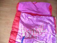 bratz ready bed sleeping bag