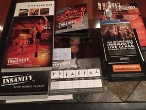 Insanity Work Out Program 60-day body transformation
