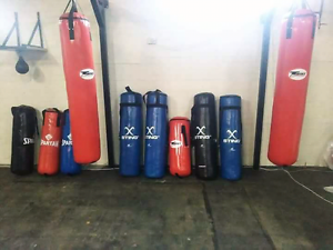 Brand new Boxing bags all sizes and Price's starting at $40 Bendigo Bendigo City Preview