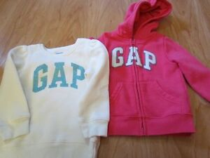 EUC gap sweatshirts 2T