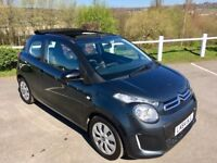 CITROEN C1 1.0 FEEL AIRSCAPE CONVERTIBLE - ONE OWNER - FULL SERVICE HISTORY - 12 MONTHS WARRANTY