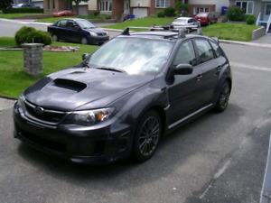 Subaru WRX 2011 hatchback bien équipée !
