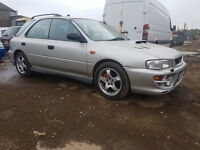 Impreza turbo 2 owner car only 111k miles
