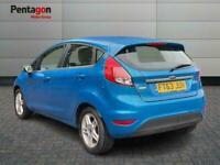 2013 Ford Fiesta 1.0 Ecoboost Zetec Hatchback 5dr Petrol Manual s/s 99 G/km 99 B