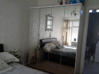 mirrored wardrobe excellent condition