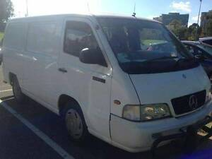 1999 Mercedes-Benz MB Van/Minivan Melbourne CBD Melbourne City Preview