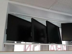 moniteur écran LCD 15, 19, 20 et 22.5'' de 29$ à 79$