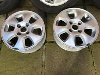 Wheels for Ford Fiesta