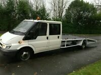 Ford Transit 2003 Crew cab 6 seater Recovery truck EXTENDED MUST SEE