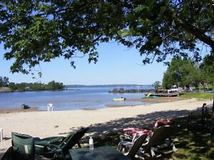 Beachfront 3bedroom cottage only 3 hours from the GTA